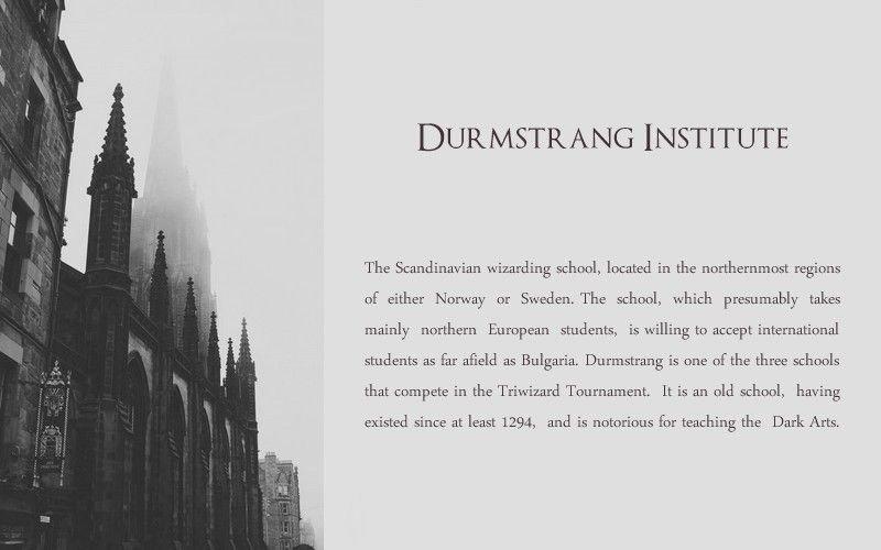 Durmstrang Wiki Harry Potter Espanol Amino Durmstrang institute ретвитнул(а) durmstrang institute. durmstrang wiki harry potter