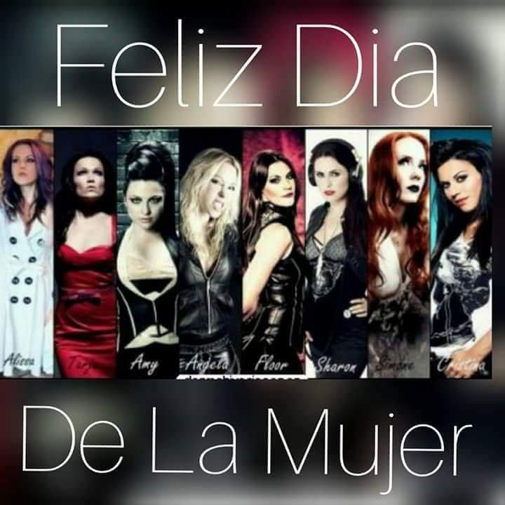 Feliz Dia De La Mujer Metal Amino Feliz día internacional de la mujer! feliz dia de la mujer metal amino