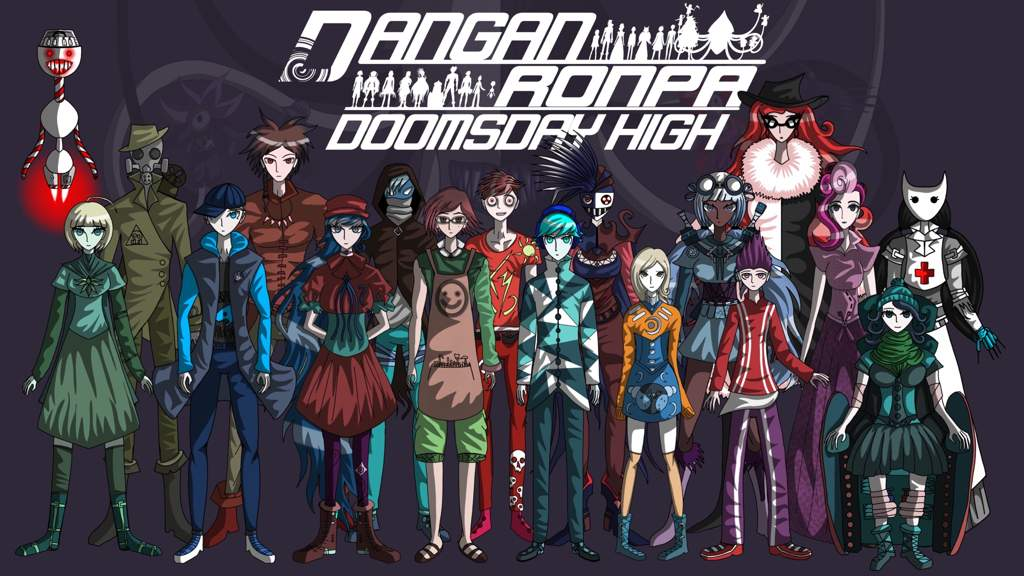 Doomsday High Danganronpa Amino