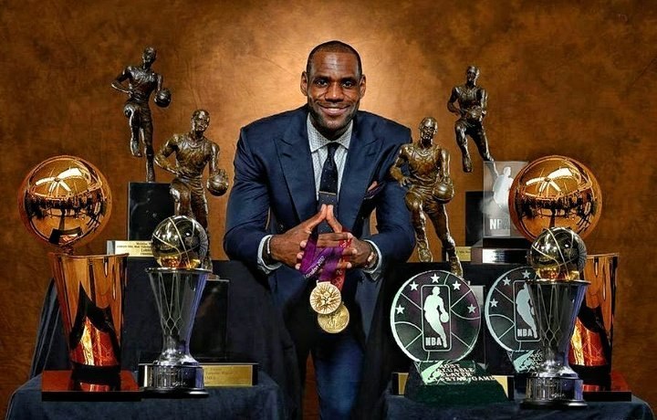 So Well Judge The Amount Of Most Valuable Player Awards LeBron James Deserved Throughout His Career Will He Now Have Less More Or Same