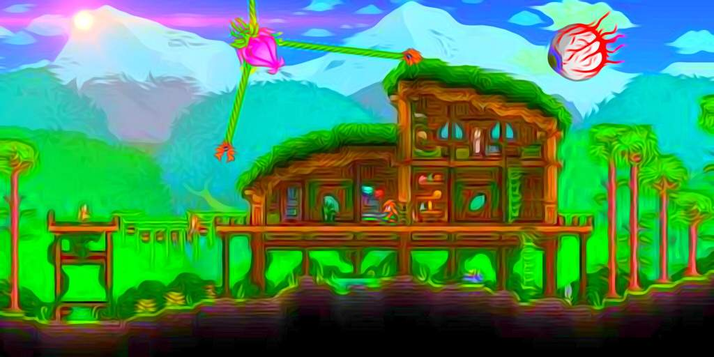 how to get jungle roses in terraria