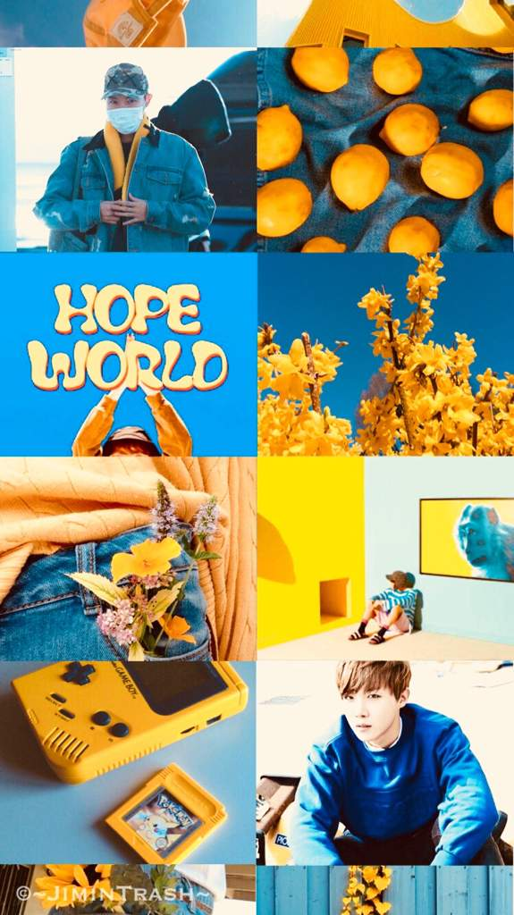 Hope World (Extra Song Lyric Aesthetic Wallpapers) | ARMY's