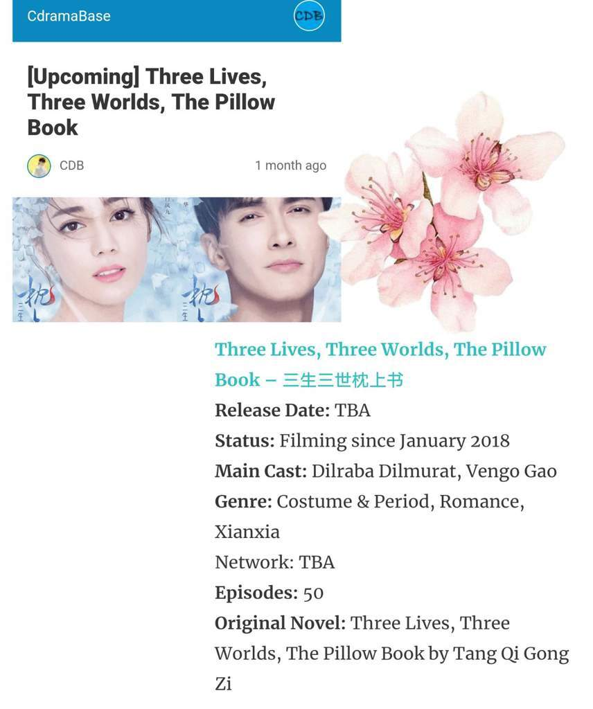 Prathis Reviews Ten Miles Of Peach Blossoms K Drama Amino