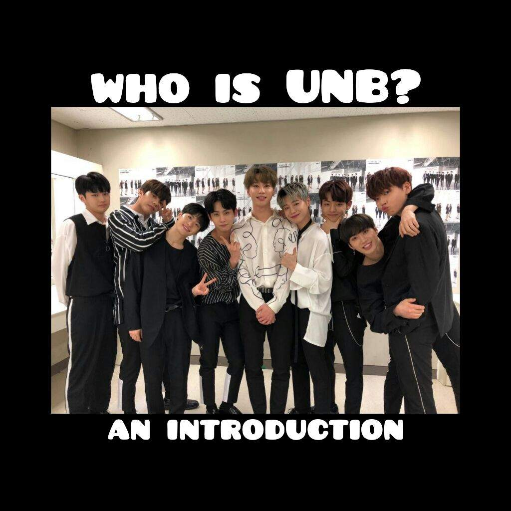 Introduction to UNB  (You + Unit B) | K-Pop Amino