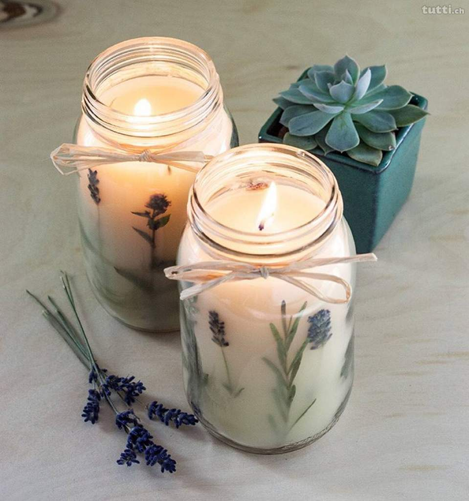 DIY Lavender Candle | Pagans & Witches Amino