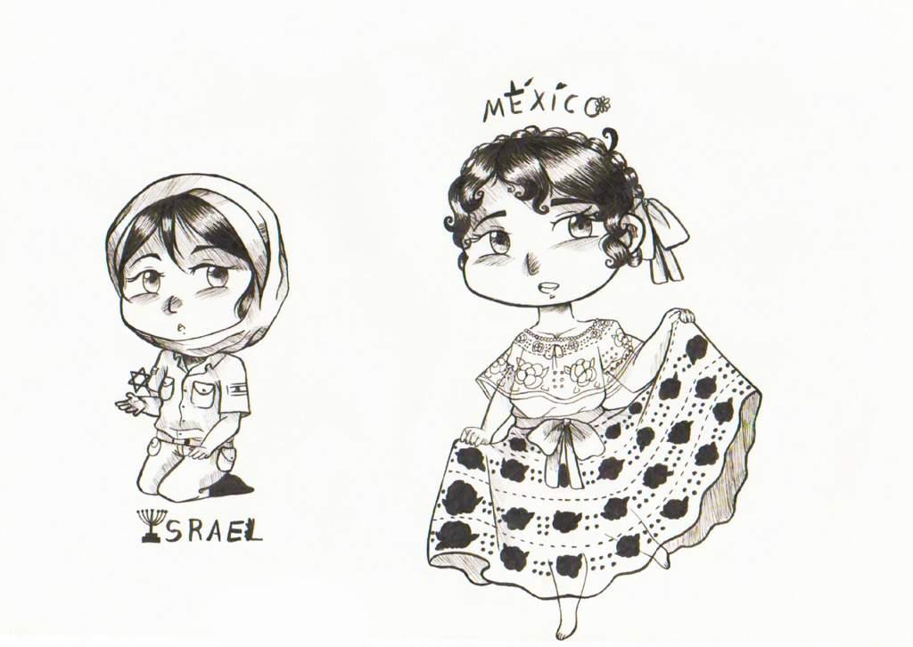 Dibujitos chibis ;3   •Hetalia• Amino