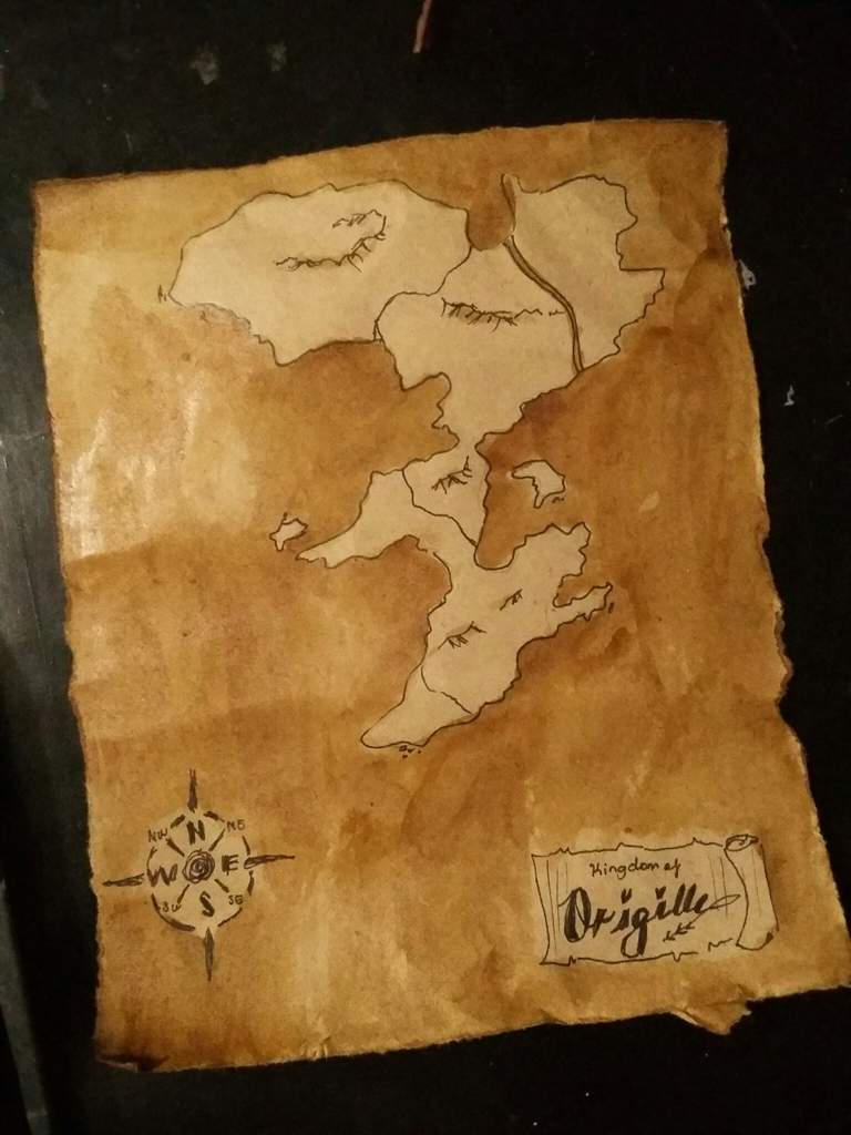 Overlord Kingdom Map