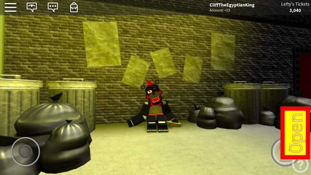 All images from fnaf roblox rp more coming soon | Five
