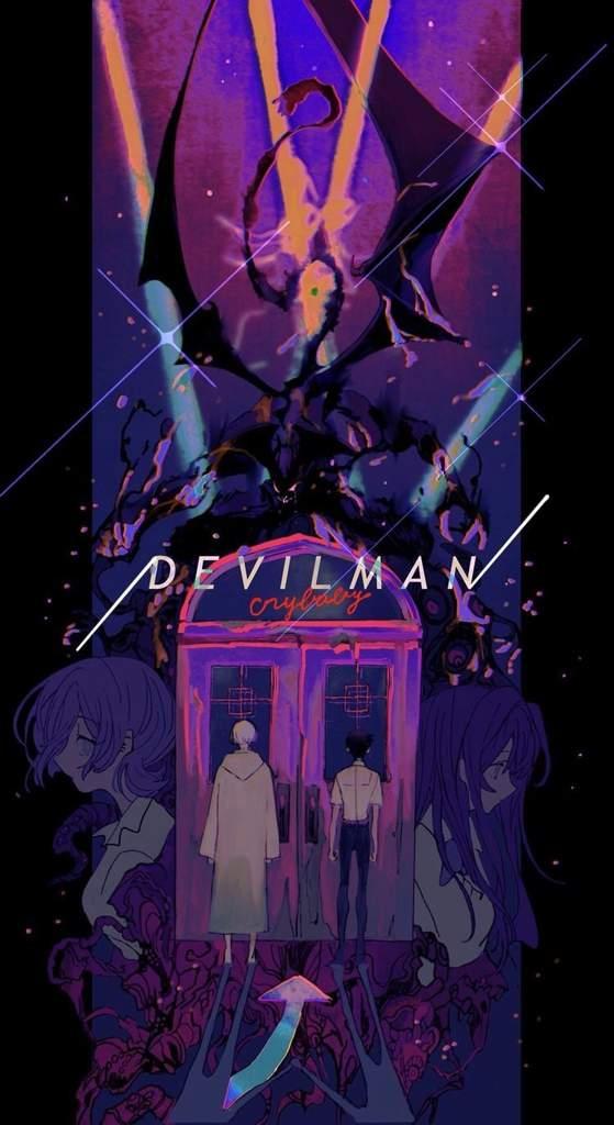 Devilman Crybaby Anime Amino
