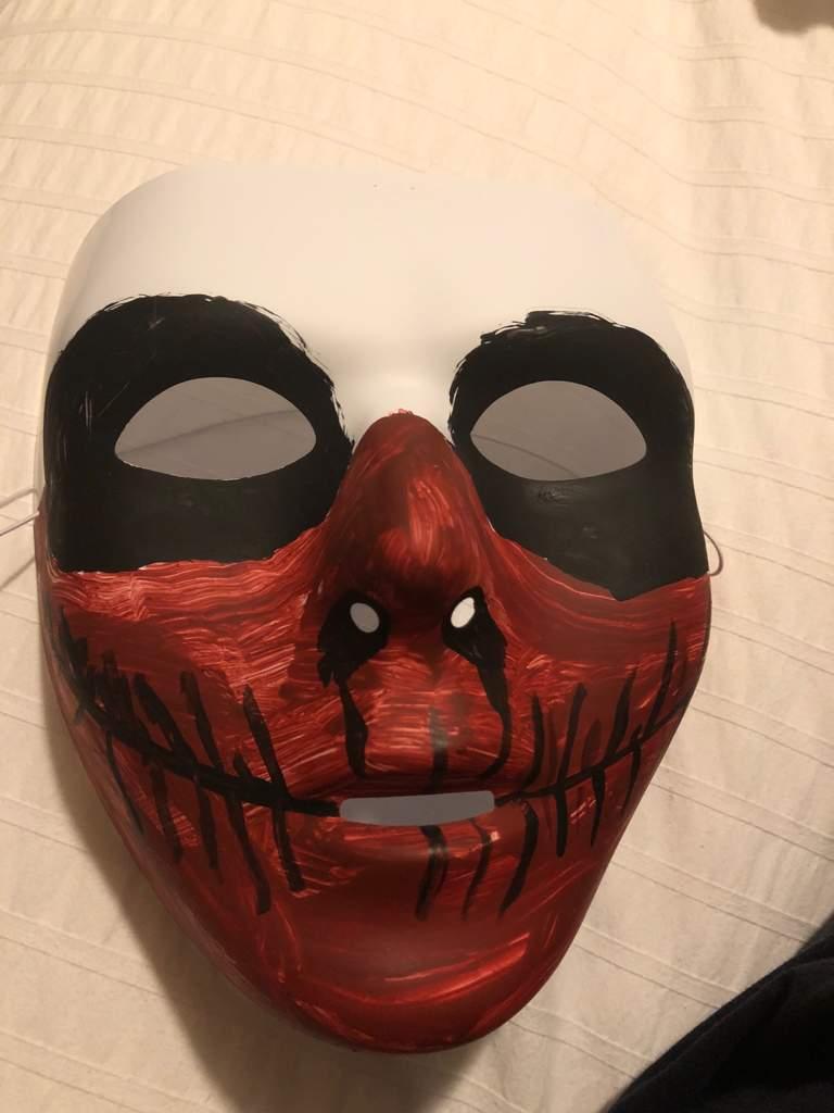 Payday wolf mask work in progress | OVERKILL Amino Amino