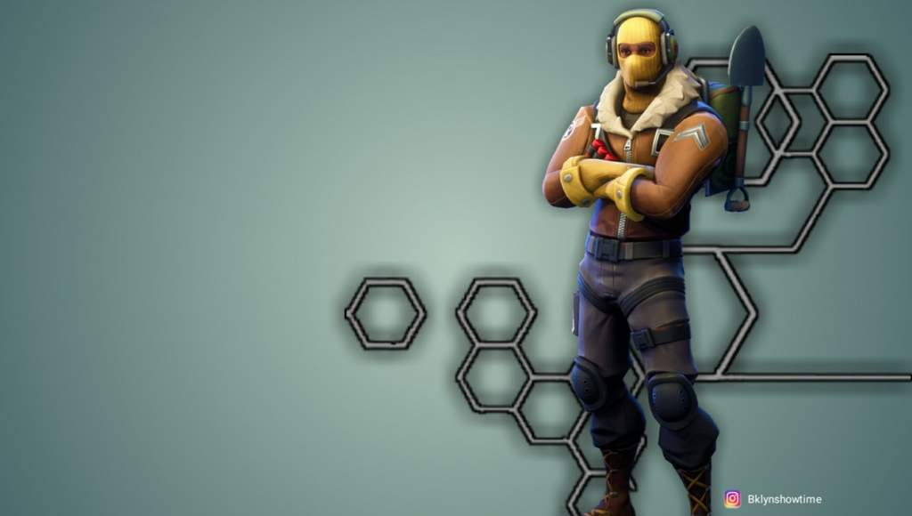 Requested To Do Raptor Different Background Fortnite Battle