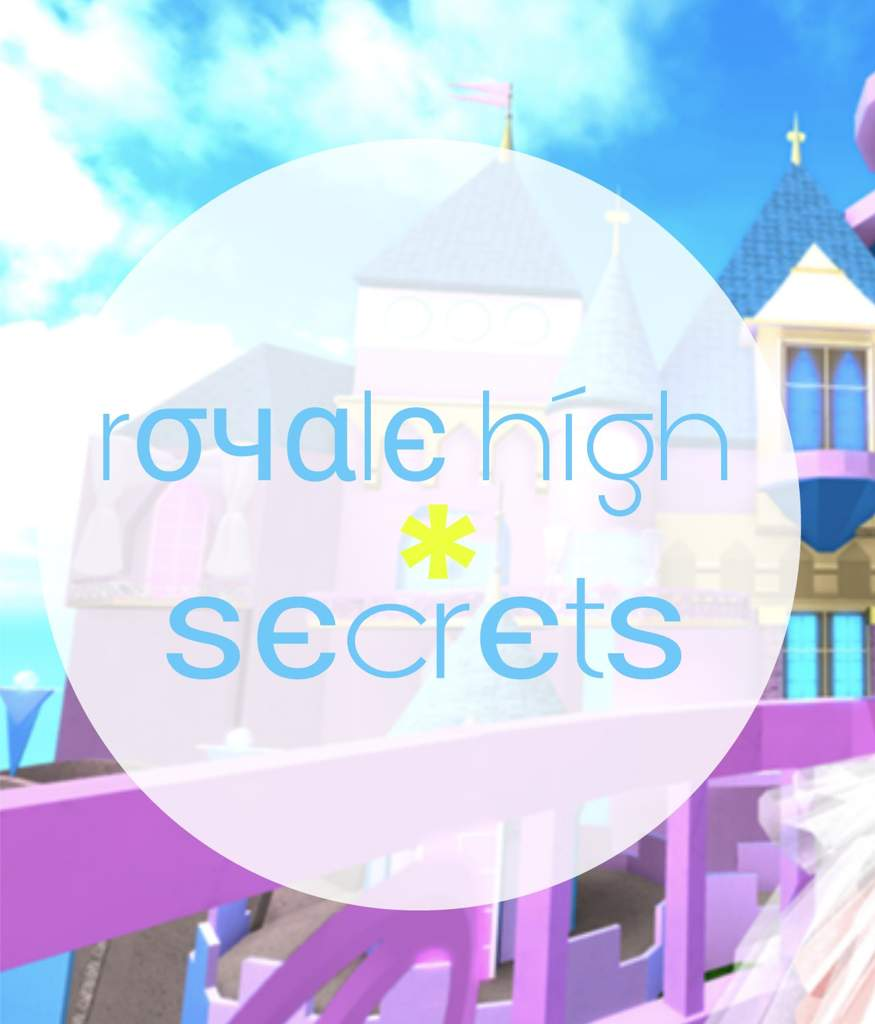 How To Swim Down In Roblox Royale High School How To Get R O Y A L E H I G H S E C R E T S Roblox Amino