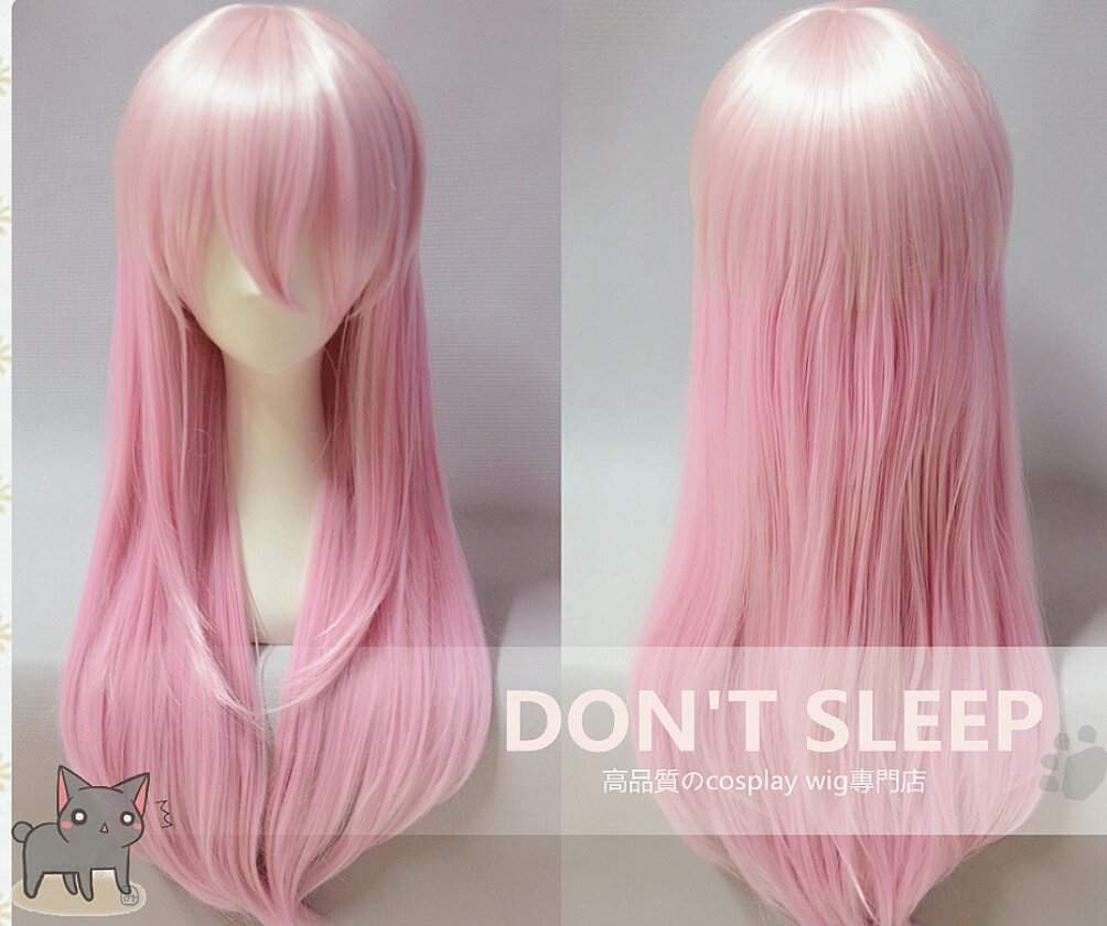 What Characters Have Light Pink Long Hair Cosplay Amino
