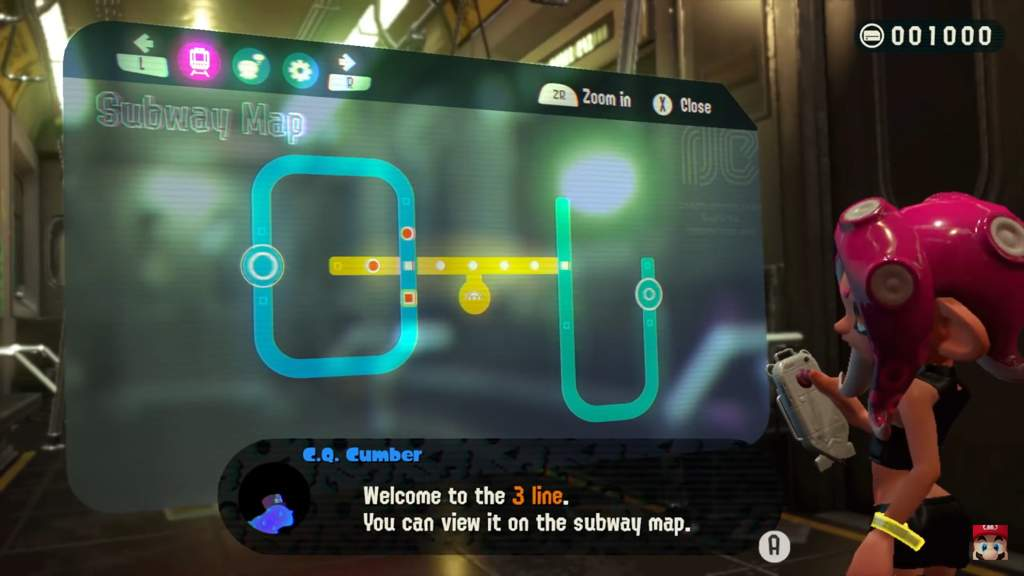 Octo Expansion Subway Map.Octo Expansion Theory How Everything Is Gonna Play Out Splatoon