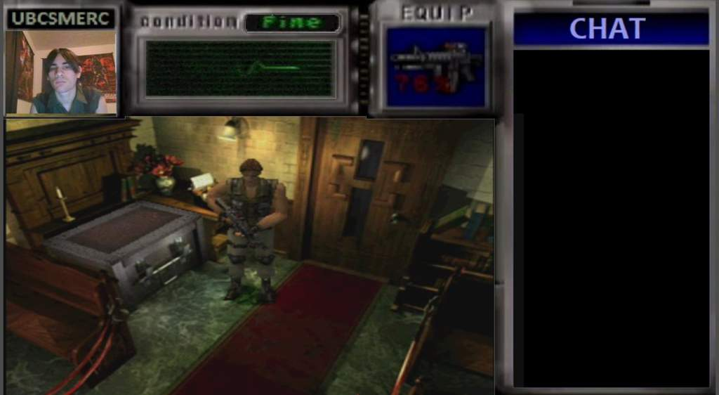RE3 Status Screen Stream overlay | Resident Evil Amino