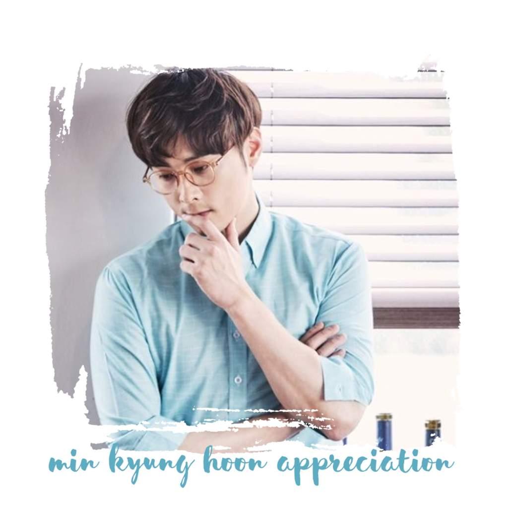 Min Kyung Hoon Appreciation K Pop Amino
