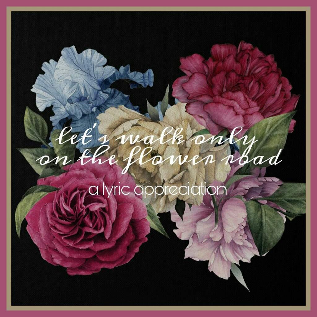 Bigbang  Flower  Road