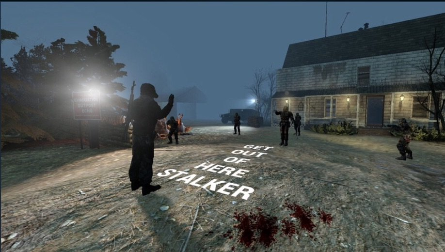 I Made This Picture In Gmod Showing Off My Scene Making Skills