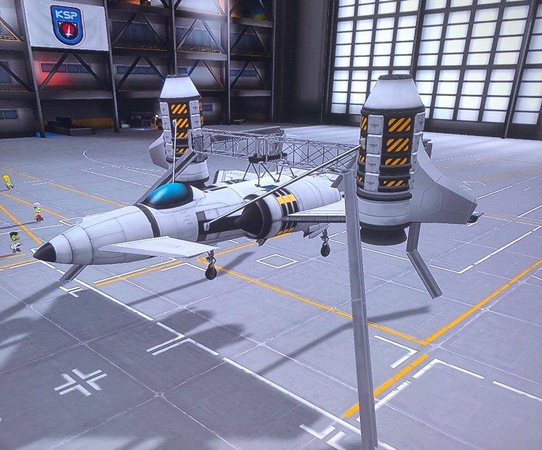 JR-Mk7 | Kerbal Space Program Amino
