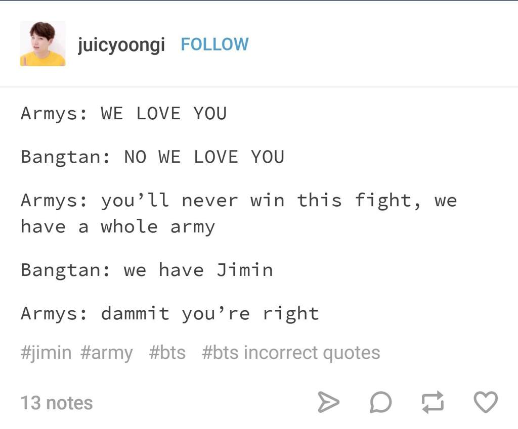 Funny BTS Tumblr Posts pt 4 | ARMY's Amino