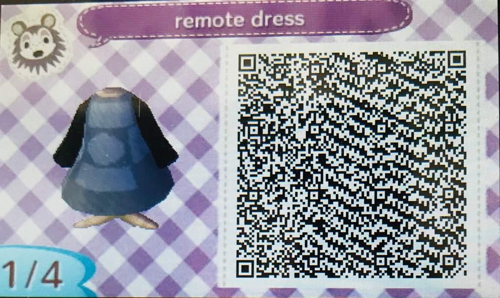 Remote Dress Hat Animalcrossing Newleaf Qr Code Bfdi Amino