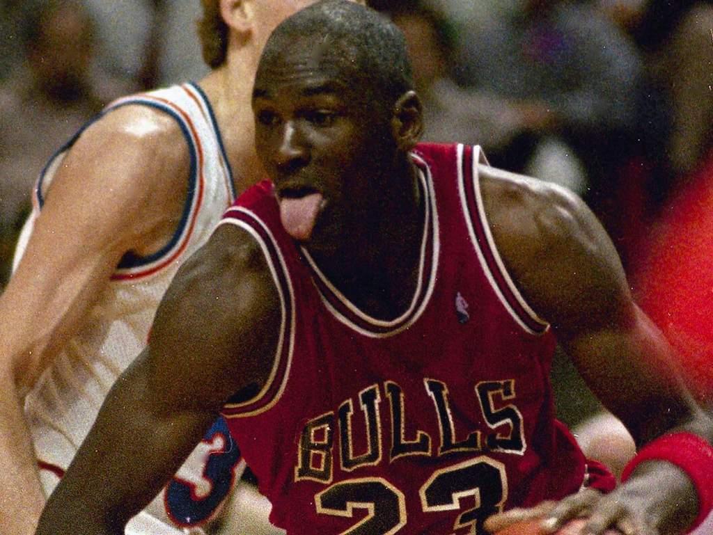 Michael Jordan Conspiracy Theory Hardwood Amino