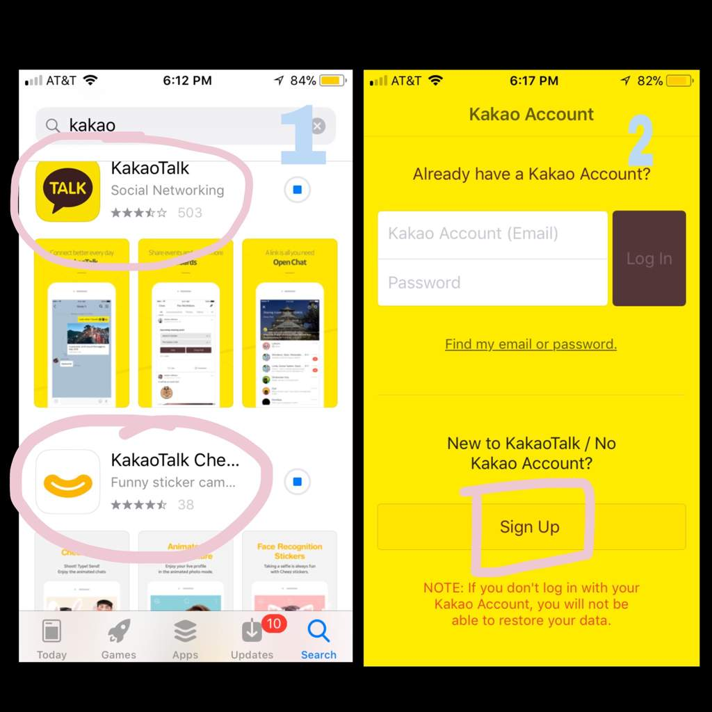 On find kakaotalk friends korean How To