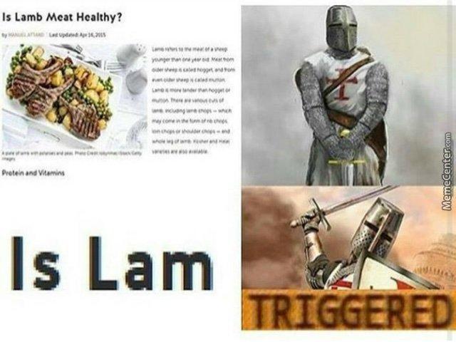 Memes crusade What the