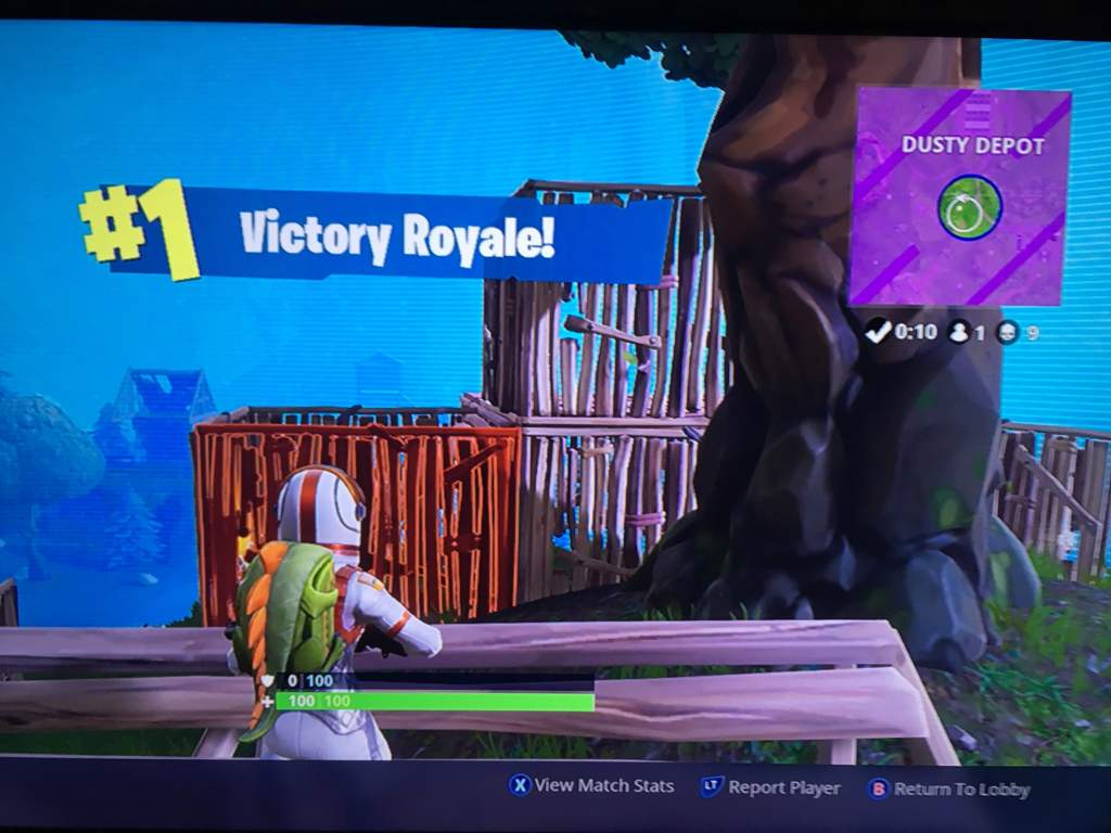 Just Got My First Solo Win 9 Kills Fortnite Battle Royale Armory