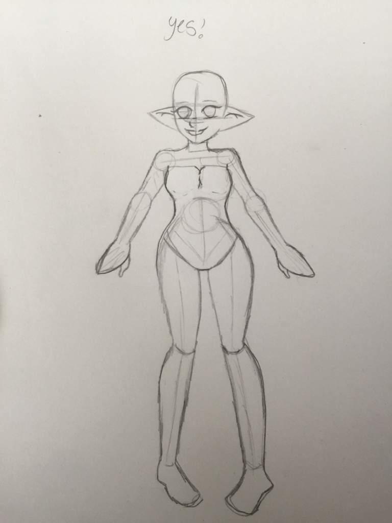Art Anatomy Drawings