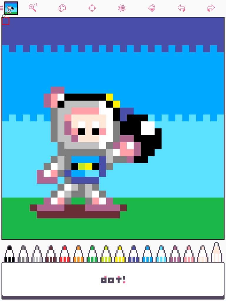 Bomber Man Pixel Art Super Bomberman R Amino