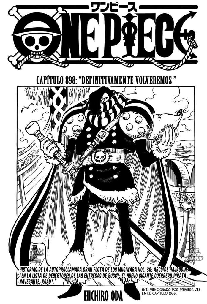 One Piece 898