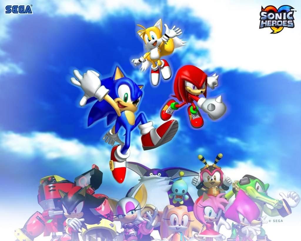 Sonic Adventure 2 Wallpaper RikenProductions