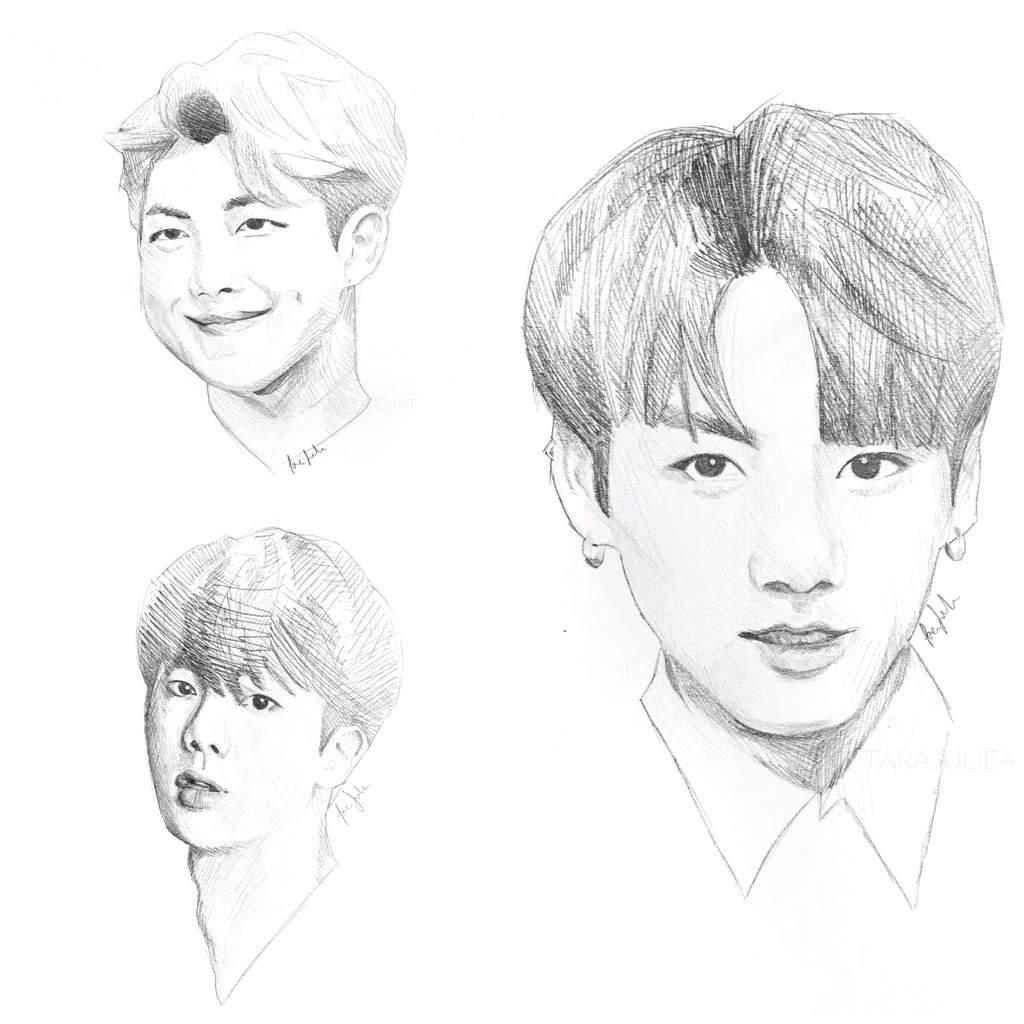 корейские рисунки карандашом для начинающих зависит большей