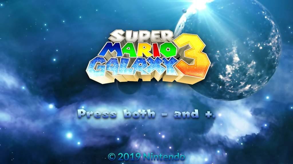 Super Mario Galaxy 3 Game Ideas and Menu Concepts! #1   Mario Amino