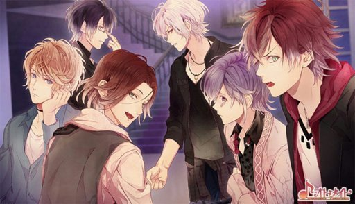 If the Diabolik Lovers characters were Pokémon Trainers