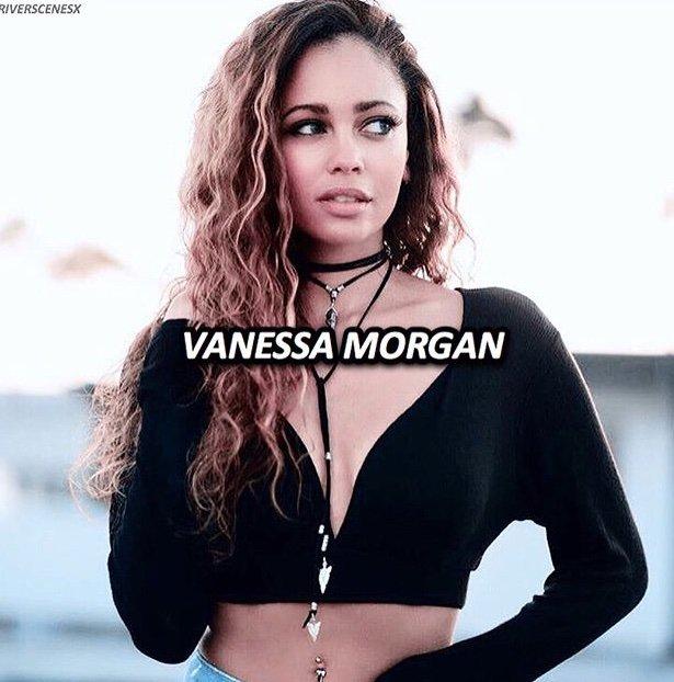 Who Is Vanessa Morgan Riverdale Amino