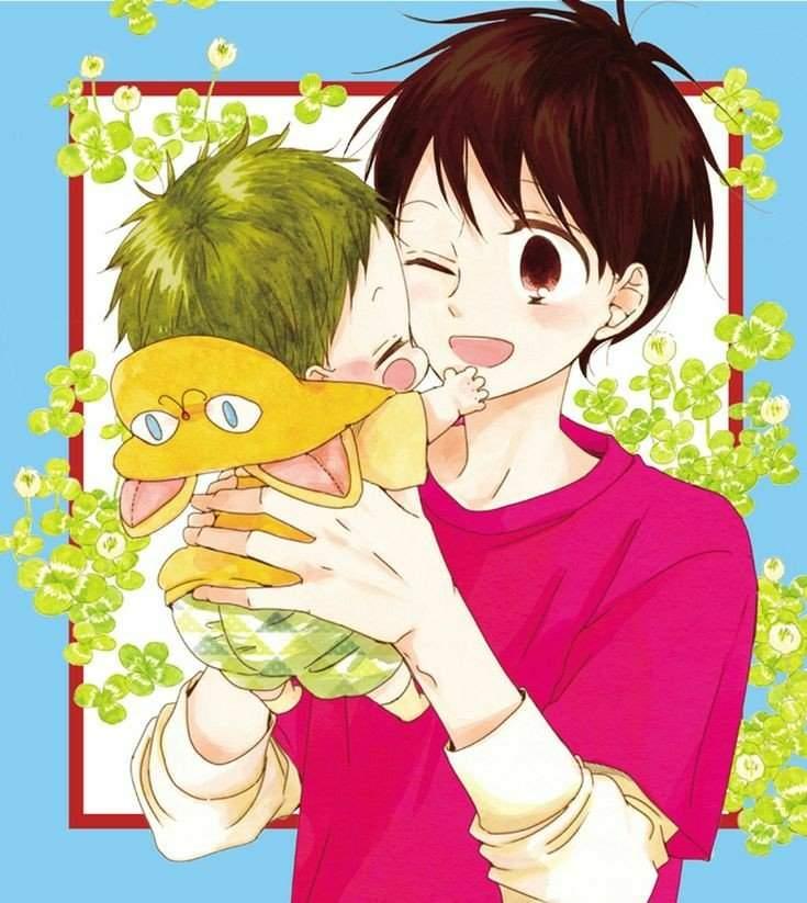 Kotaro And Ryuuchi Anime Amino