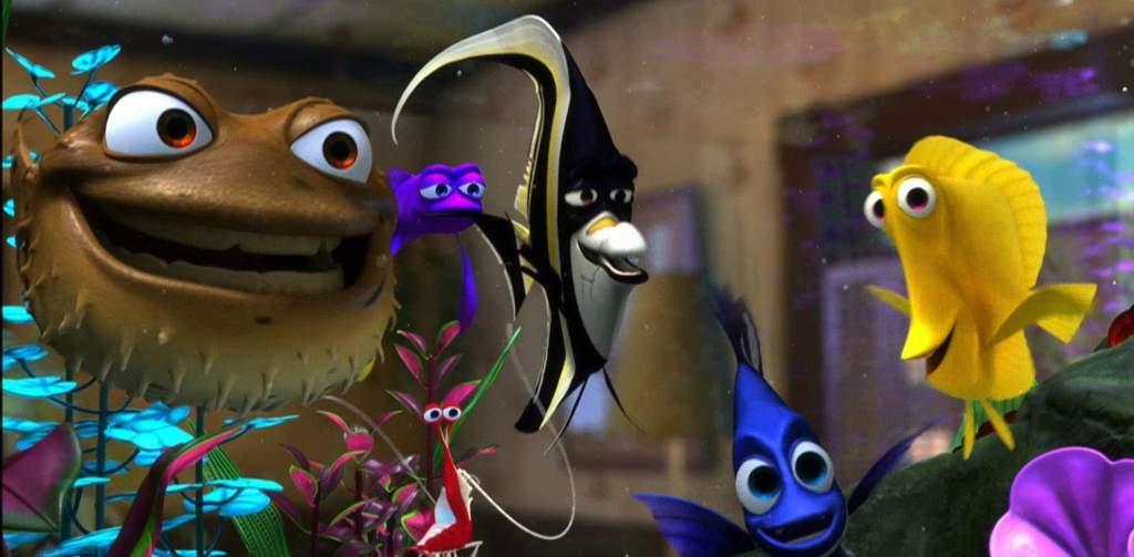 Favorite Tank Fish