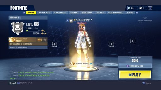 how to get levle 85 fortnite