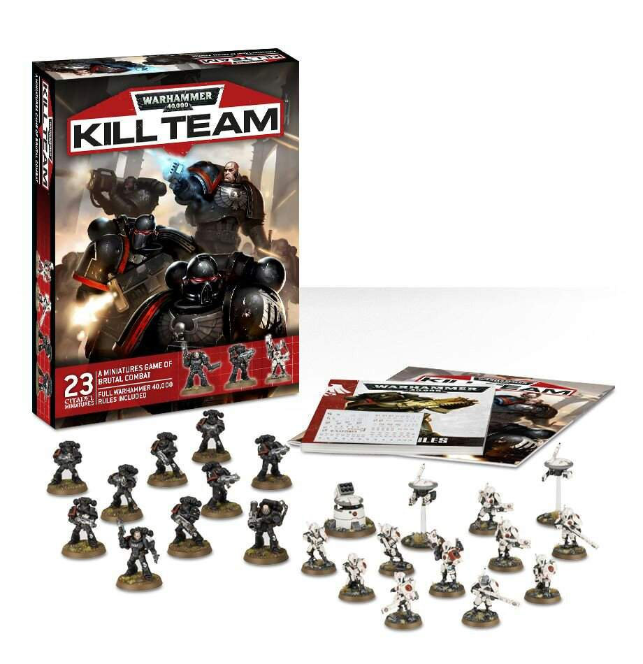 New Kill Team: What It Is And My Hopes