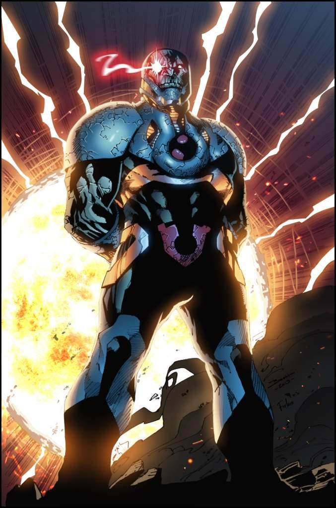 Darkseid vs Rune King Thor | Comics Amino