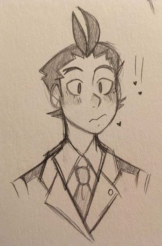 I Cant Draw Boys Phoenix Wright Amino