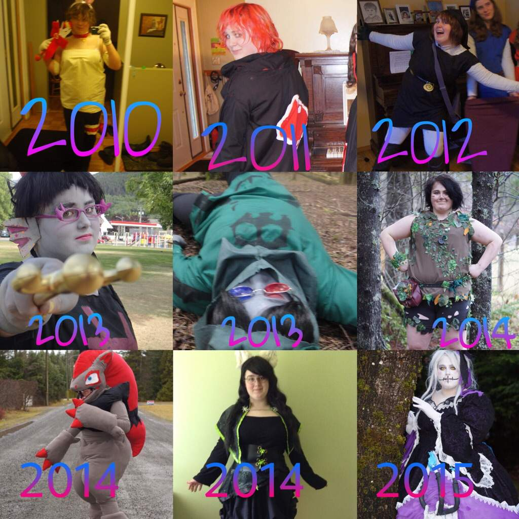 Cosplay Over The Years Cosplay Amino