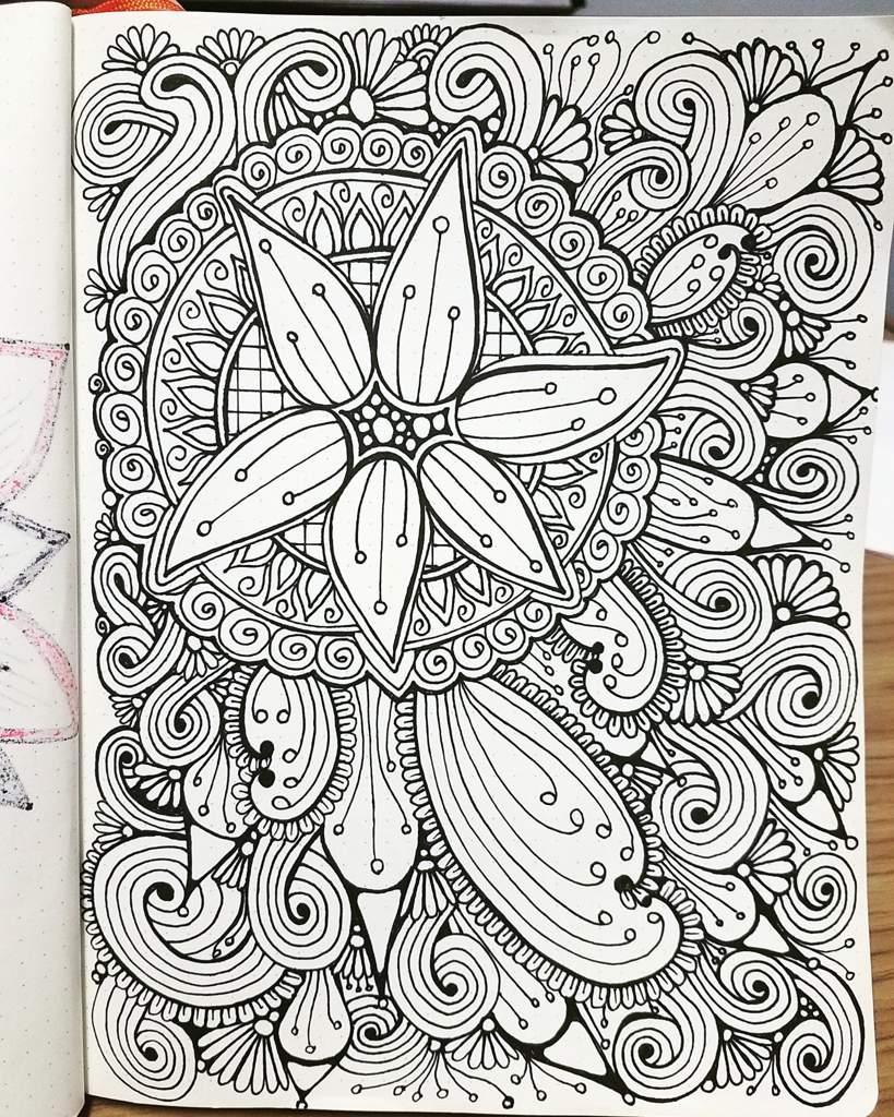 full page doodle craftyartistkc amino