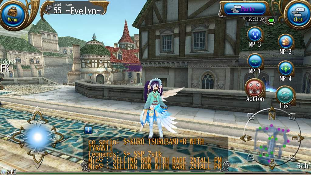 online game chats with avatars