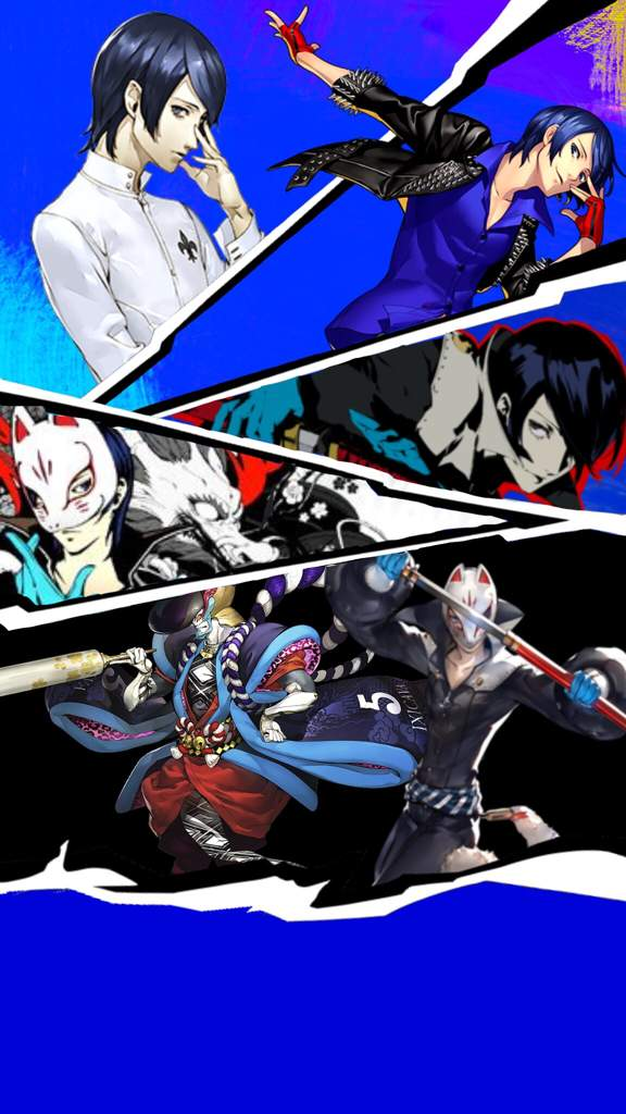 Persona 5 Iphone Wallpaper - mywallpapers site