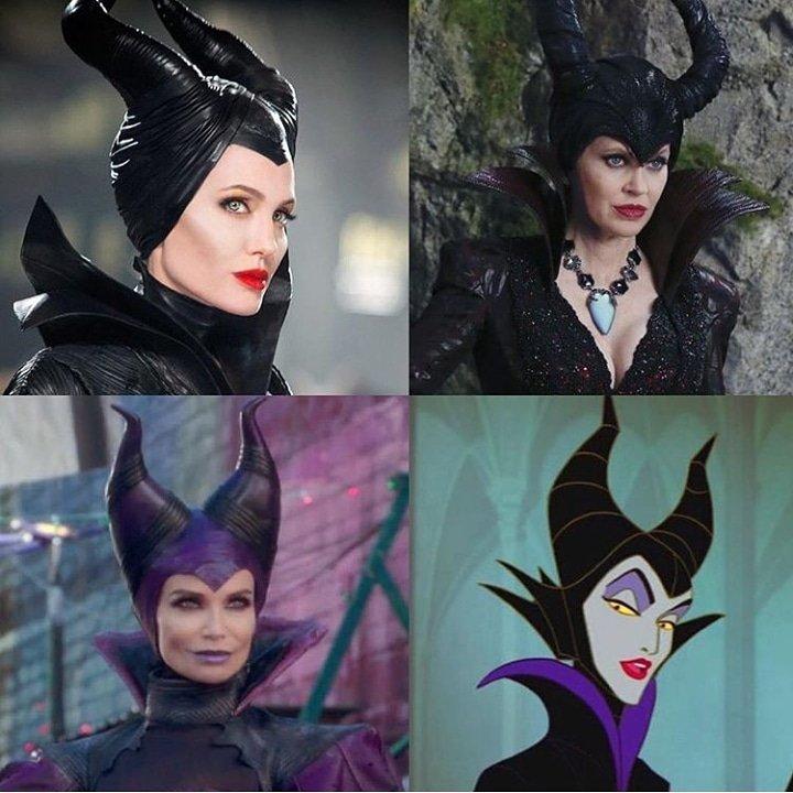 Maleficent Disney Descendants Amino