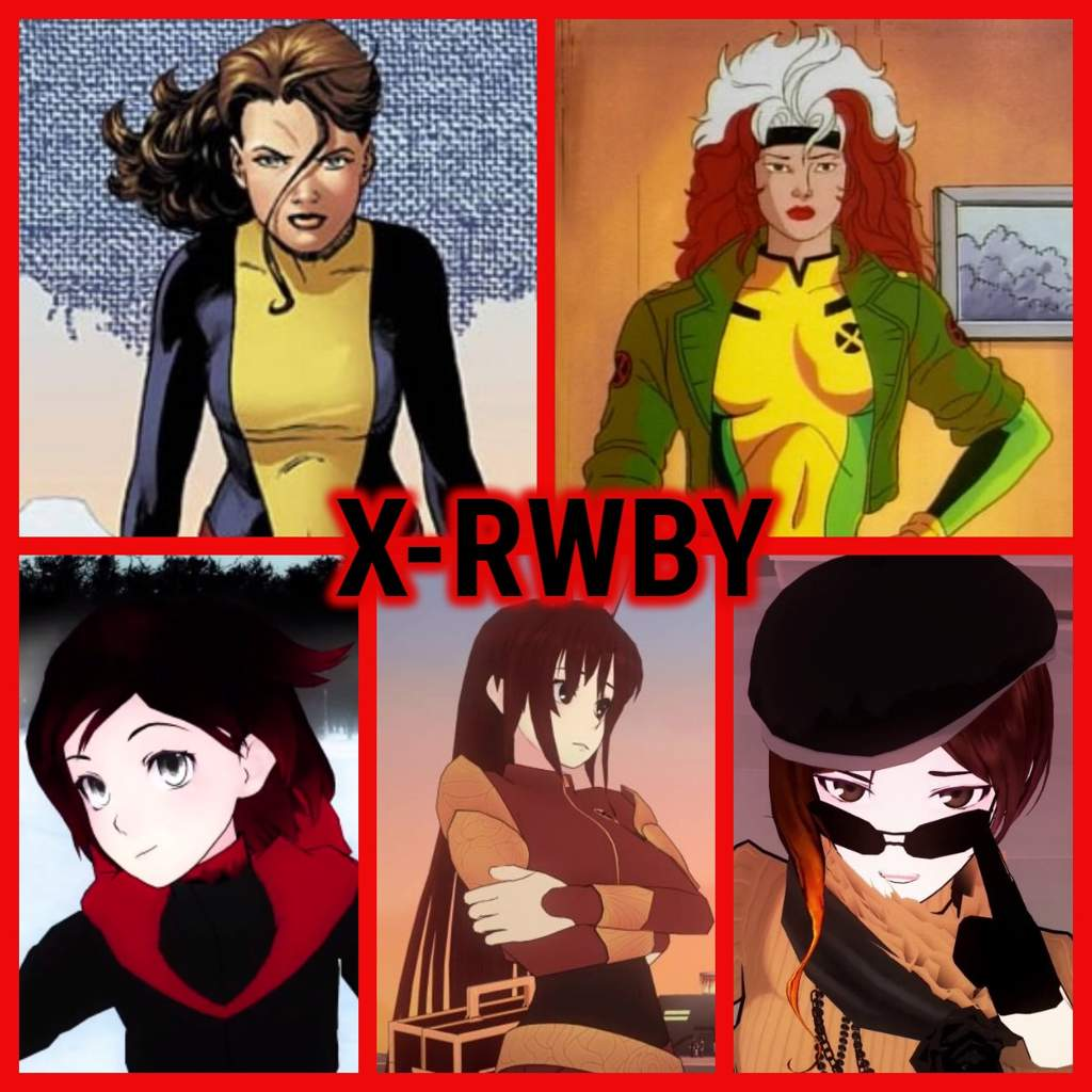 X-RWBY Part 2:The Story | Marvel Amino