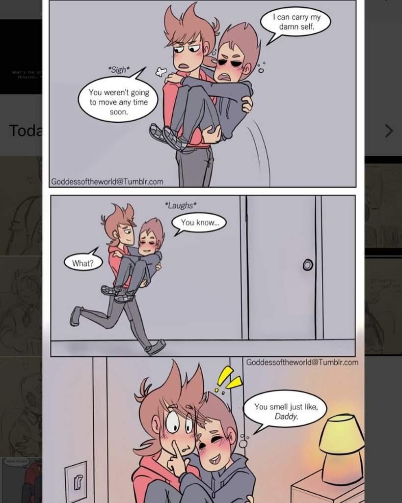 Tomtord#comic by goddessoftheworld   🌎Eddsworld🌎 Amino